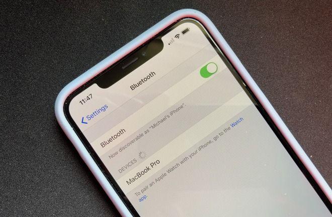 Le Bluetooth ne fonctionne pas sur mon iPhone, que faire ?