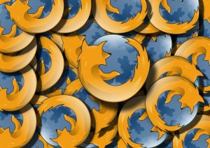 Multiples logos Mozilla Firefox