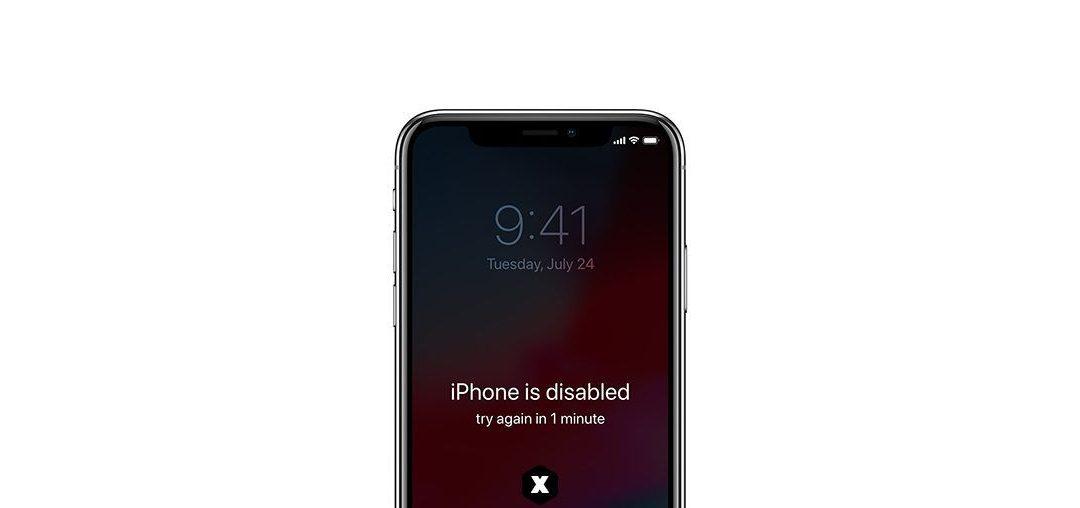 Mon iPhone reste bloqué, que faire ?
