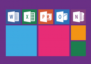 La suite office de Microsoft